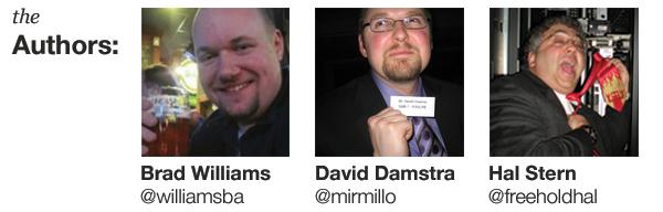 Professional WordPress Design and Development authors