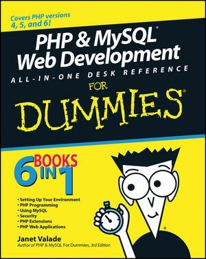 PHP & MySQL Web Development