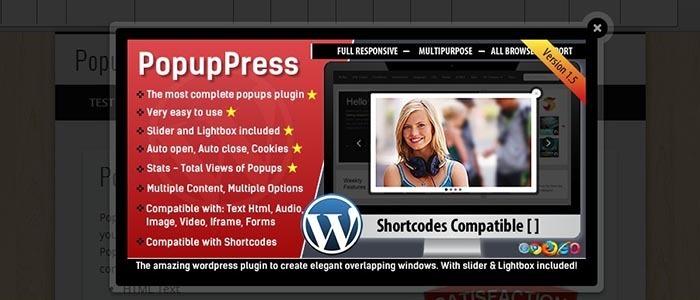 PopupPress
