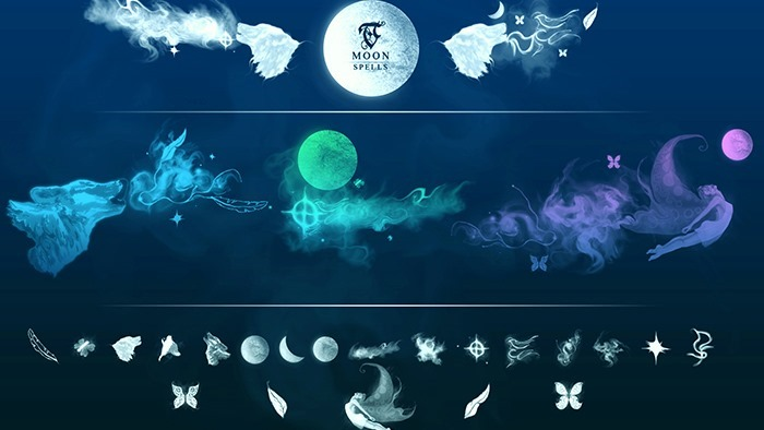 Tc Magic Spells - Moon