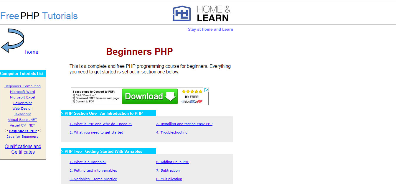 homeandlearn