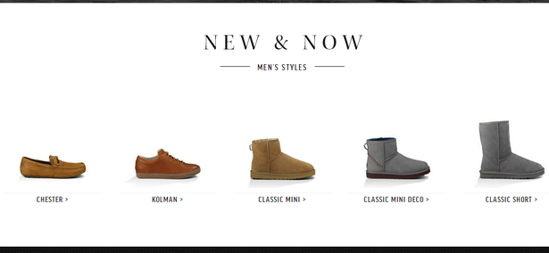 ugg mens features