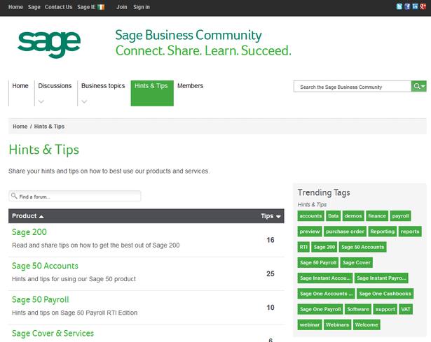 sage communities