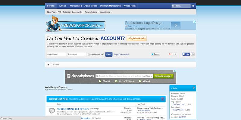 webdesig-forum