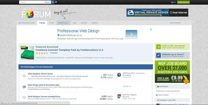 webdesignerforum