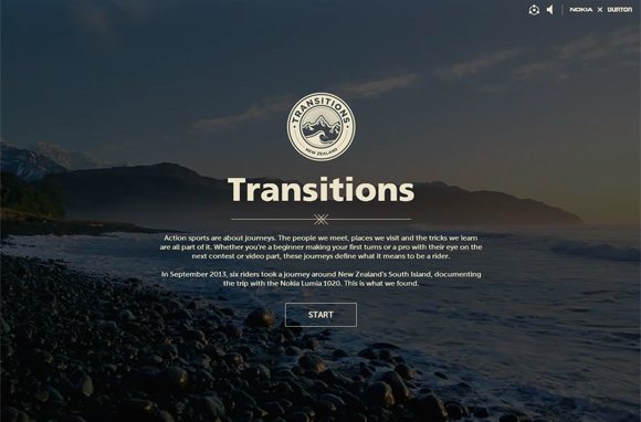 30 Awe-Inspiring Websites Using Ghost Buttons