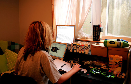 Writing Corner[Day154]*
