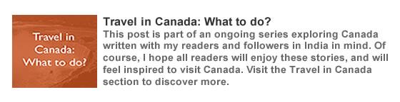 Explore travel in Canada