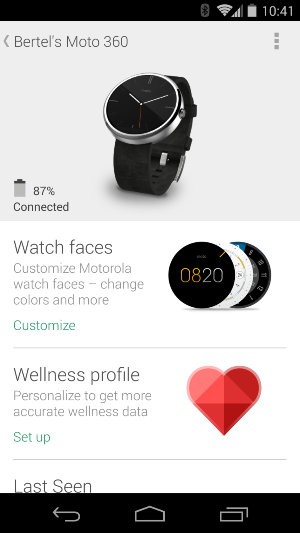 HowToUseAndroidWear-Motorola-Connect-Page