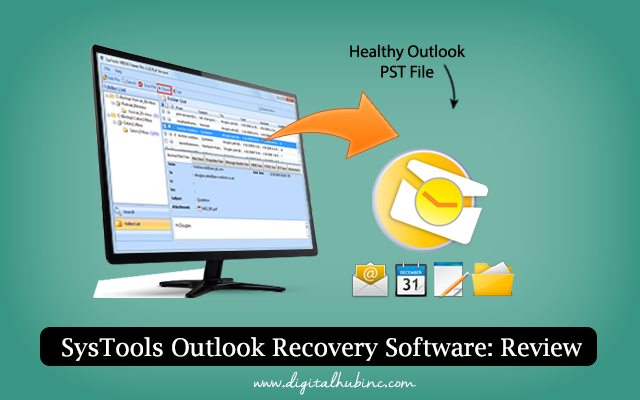 SysTools Outlook Recovery Software: Review