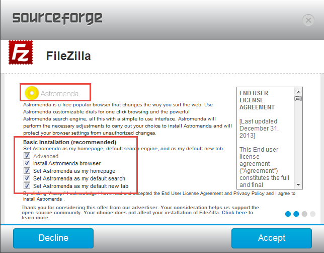 avoid-junkware-sourceforge-installer