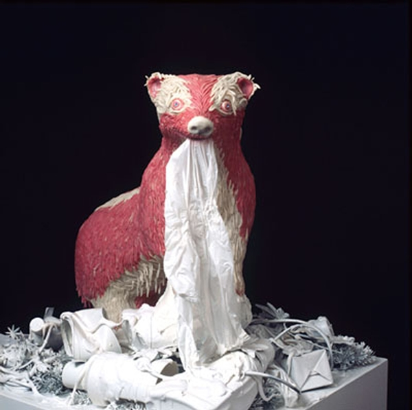 chewing-gum-sculpture
