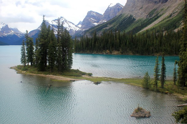 Spirit Island, Jasper, Alberta