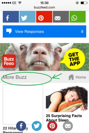 buzzfeed mobile