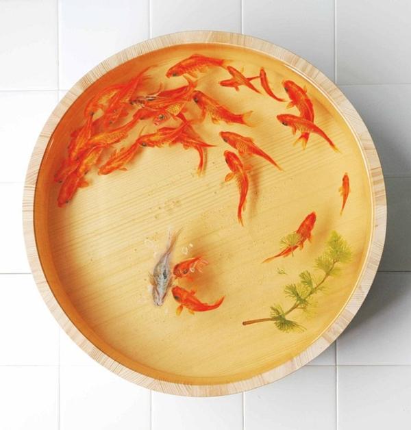 resin-goldfish