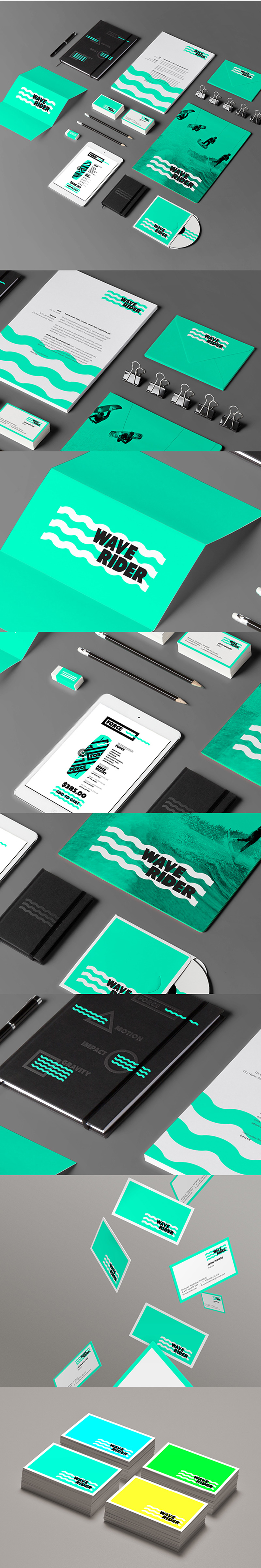 25 Examples of Brand Identity Design Done Right VipsPatel