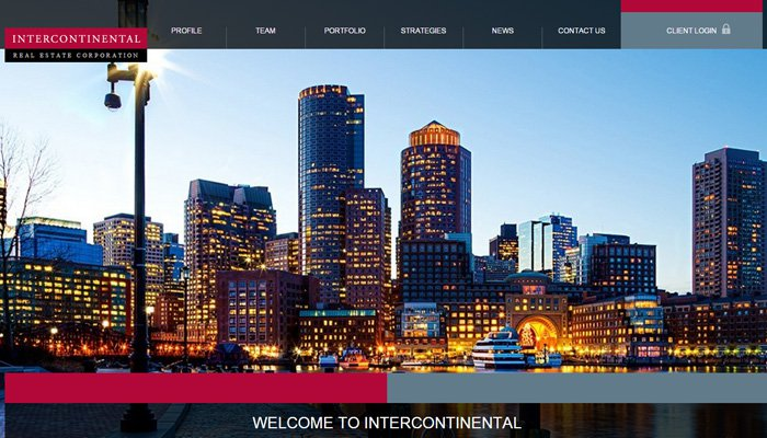 intercontinental real estate corp
