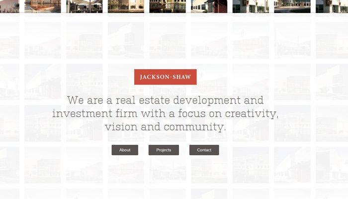 jackson shaw real estate