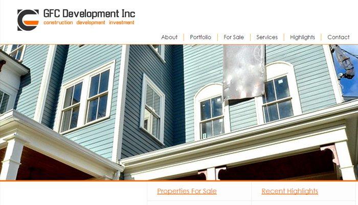 gfc development inc homepage
