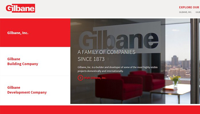gilbane real estate company