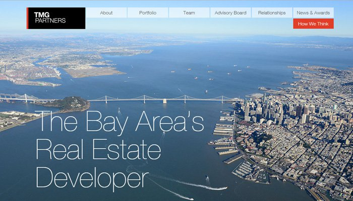 tmg partners real estate investing sanfran
