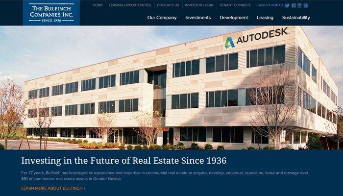 bulfinch company homes real estate