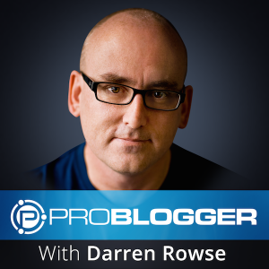ProBlogger Podcast Avatar