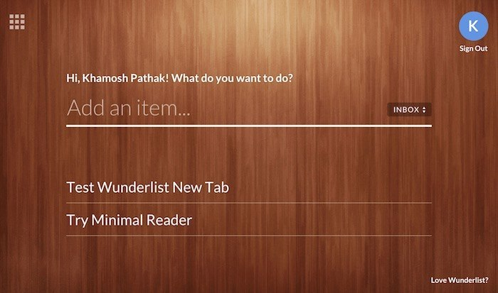 chrome-new-tab-wunderlist