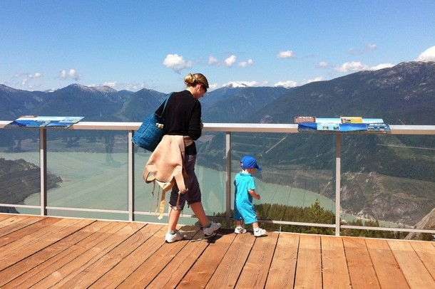Sea to Sky Gondola, Squamish