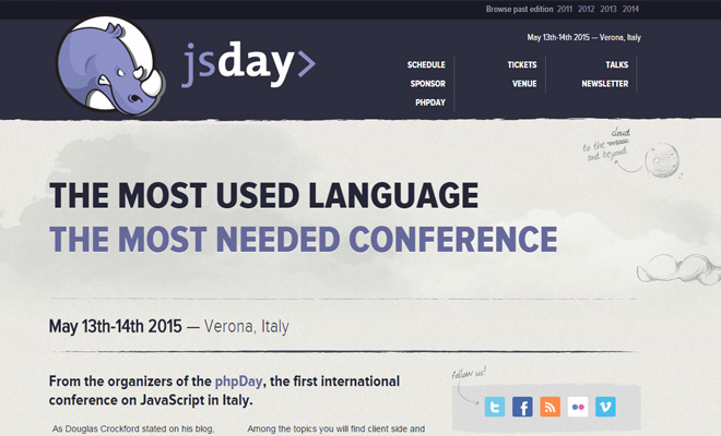 jsday conference developers website