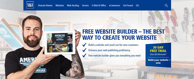 1&1-website-builder