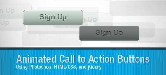 "Create an Animated ""Call to Action"" Button"