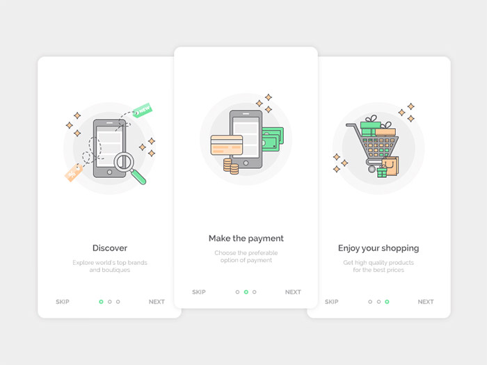 e-commerce-onboarding-screens