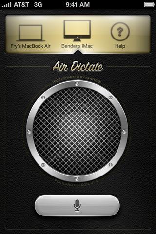 Airdictate-mobile-app-designs