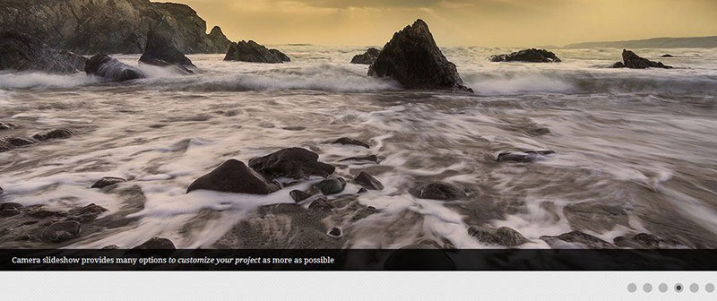 camera-jQuery-image-slideshow