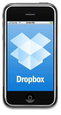 Dropbox-useful-iphone-apps
