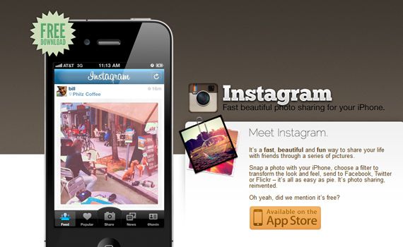 Instagram-useful-iphone-apps