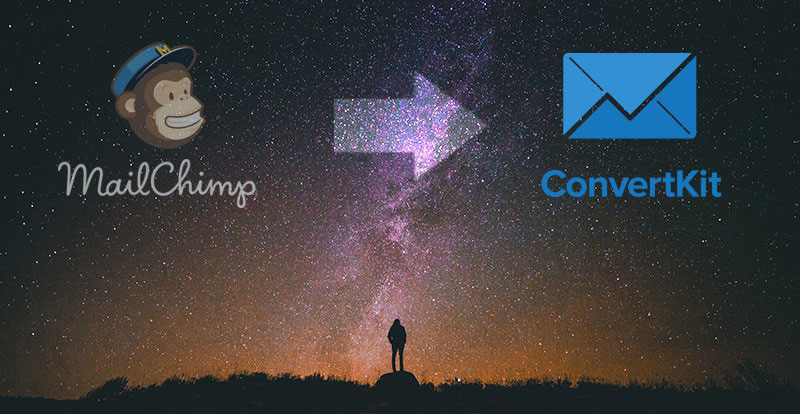 Making a decision to move to ConvertKit.