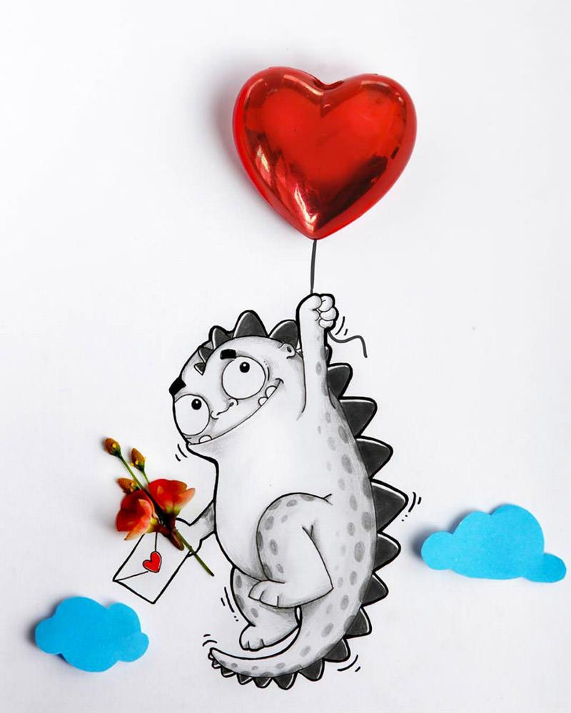 Drogo in love