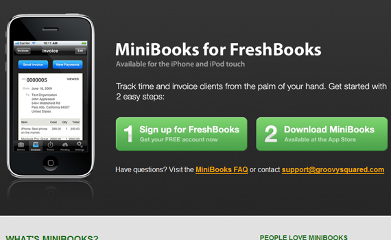 Minibooks-useful-iphone-apps