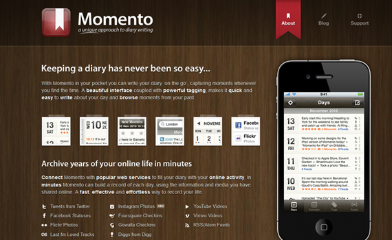 Momento-useful-iphone-apps