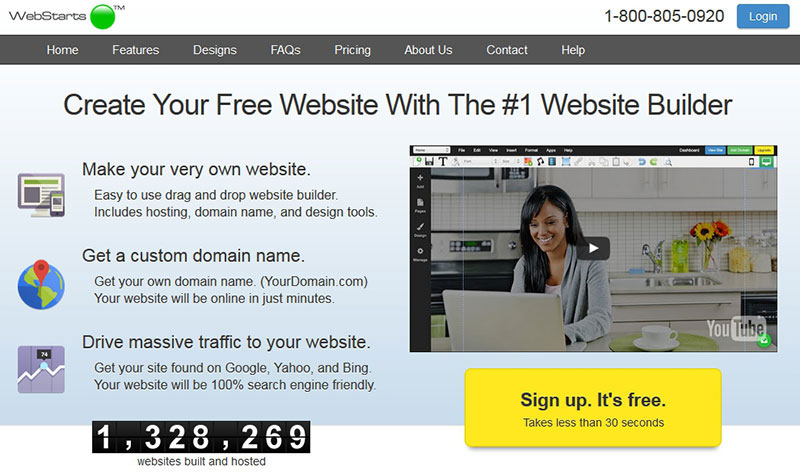webstarts-website-builder