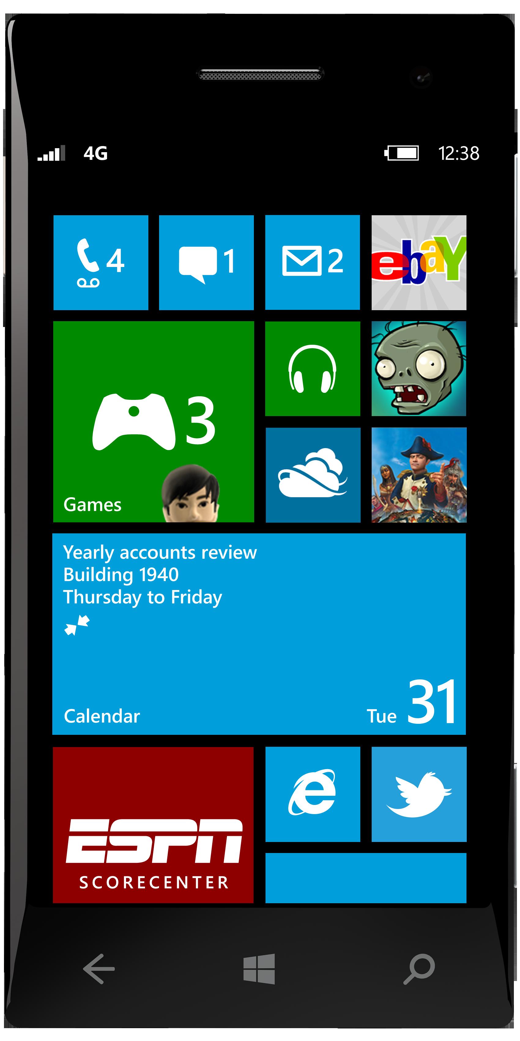 windows 8 phone listpicker